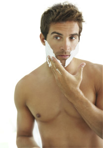 sexy-man-shaving